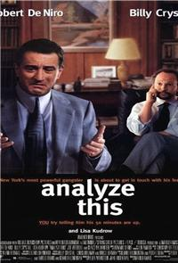 Analyze This (1999) 1080p Poster