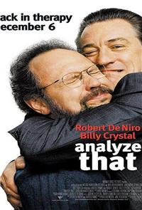 Analyze That (2002) 1080p Poster