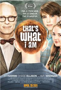 That's What I Am (2011) 1080p Poster
