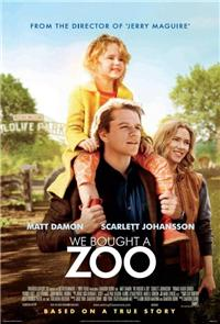 We Bought a Zoo (2011) 1080p Poster