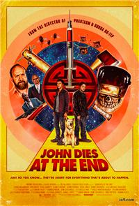John Dies at the End (2013) 1080p Poster