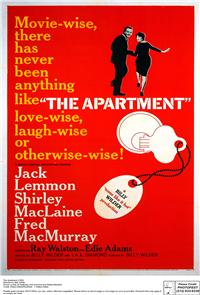 The Apartment (1960) 1080p Poster