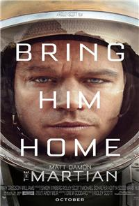 The Martian (2015) 1080p Poster