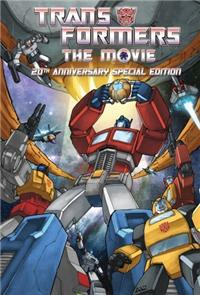 The Transformers - The Movie (1986) 1080p Poster