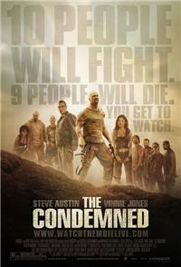 The Condemned (2007) 1080p Poster