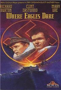 Where Eagles Dare (1969) Poster