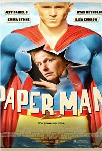 Paper Man (2009) Poster