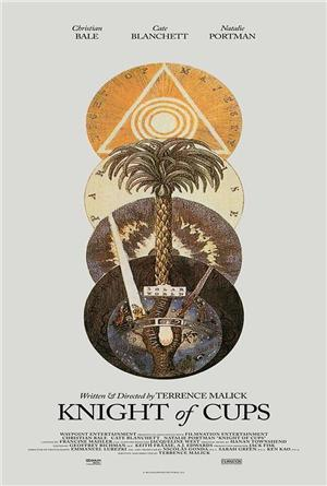 Knight of Cups (2015) Poster
