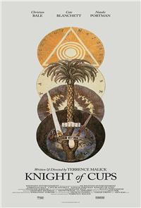 Knight of Cups (2015) 1080p Poster