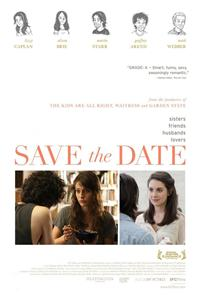 Save The Date (2012) 1080p Poster