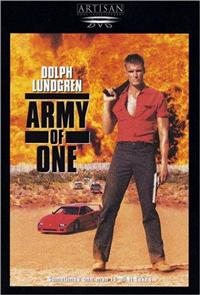 Joshua Tree (Army of One) (1993) Poster