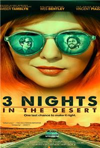 3 Nights In The Desert (2015) 1080p Poster