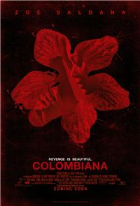 Colombiana (2011) 1080p Poster