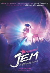 Jem and the Holograms (2015) 1080p Poster