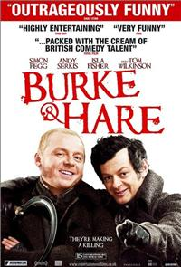 Burke and Hare (2011) Poster