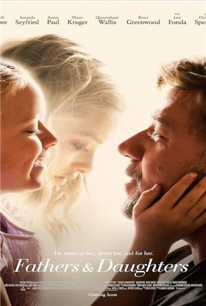 Fathers and Daughters (2015) 1080p Poster