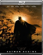 Batman Begins (2005) 1080p Poster