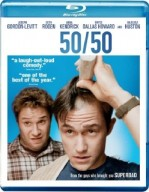 50-50 (2011) Poster