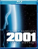 2001: A Space Odyssey (1968) Poster