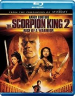 Scorpion King: Rise of a Warrior (2008) Poster