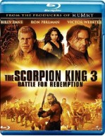 Scorpion King 3: Battle for Redemption (2012) Poster