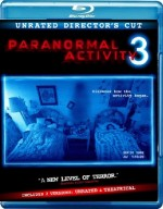 Paranormal Activity 3 UNRATED (2011) Poster