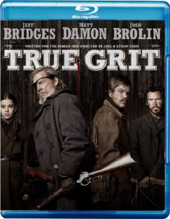 True Grit (2010) Poster