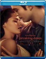 Twilight Saga: Breaking Dawn Part 1 (2011) Poster