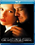 Girl with a Pearl Earring (2003) Poster