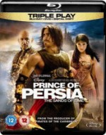 Prince of Persia: The Sands of Time (2010) 1080p Poster