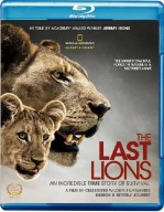 The Last Lions (2011) Poster