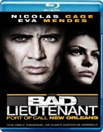 Bad Lieutenant Port of Call New Orleans (2009) Poster