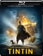 The Adventures of Tintin (2011) 1080p Poster