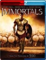 Immortals (2011) 3D Poster