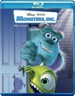 Monsters Inc (2001) Poster