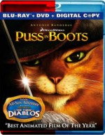 Puss in Boots (2011) 3D Poster