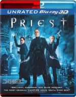Priest (2011) 3D Poster