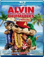 Alvin and the Chipmunks Chipwrecked (2011) Poster