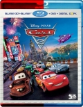 Cars 2 (2011) 3D Poster