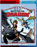 How to Train Your Dragon (2010) 3D Poster