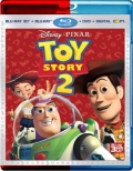 Toy Story 2 (1999) 3D Poster