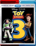 Toy Story 3 (2010) 3D Poster