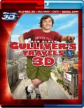 Gullivers Travels (2010) 3D Poster