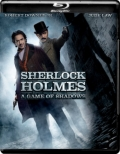 Sherlock Holmes: A Game of Shadows (2011) 1080p Poster