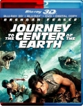 Journey to the Center of the Earth (2008) 3D Poster