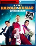 A Very Harold and Kumar Christmas (2011) 3D Poster