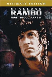 Rambo: First Blood Part II (1985) 1080p Poster