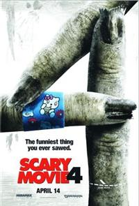 Scary Movie 4 (2006) 1080p Poster