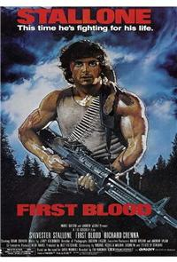 First Blood (1982) 1080p Poster