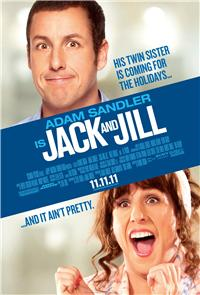 Jack and Jill (2011) 1080p Poster